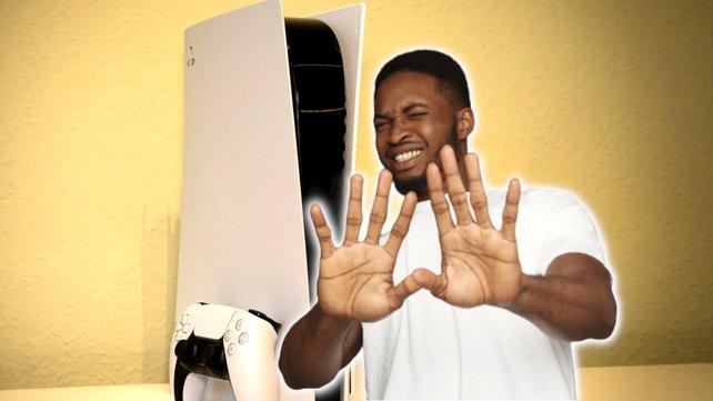 Alle wollen die PS5. Dieser Gamer verkauft sie lieber wieder – doch aus gutem Grund. (Bildquelle: Getty Images/Prostock-Studio.)