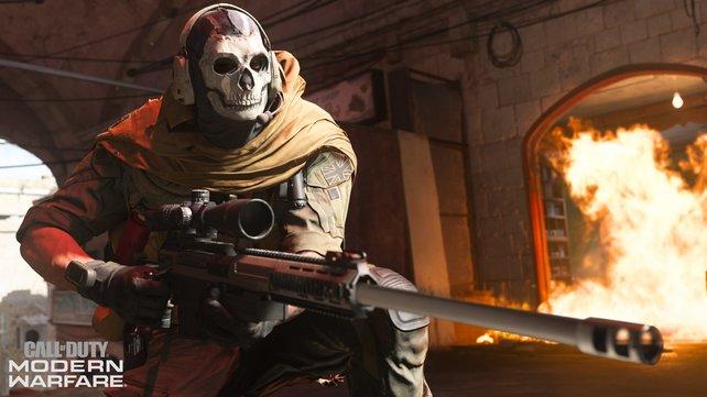 """Fans spekulieren, dass Entwickler Infinity Ward bald seinen """"Battle Royale""""-Modus Warzone veröffentlichen wird."""
