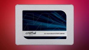 Beliebte SSD kurzzeitig stark reduziert