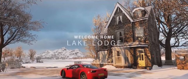 Willkommen Zuhause! Wir verraten euch, wo ihr alle Häuser in Forza Horizon 4 findet.