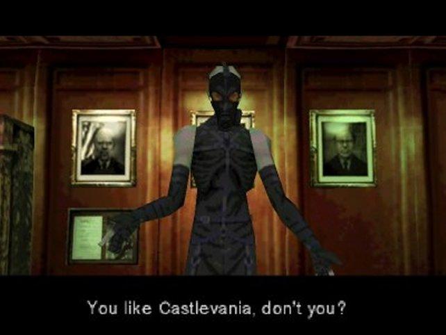 Seiner Zeit voraus? Metal Gear Solid hat Mika sehr beeindruckt.