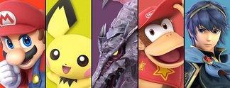 Smash Bros. wird 20: Die Prügelreihe im Wandel der Zeit