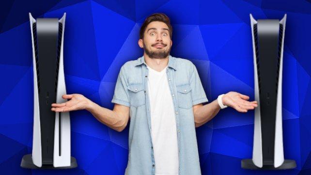 PS5-Vorbesteller haben eine falsche Version der Konsole erhalten. (Quelle: Getty Images, Khosrork)