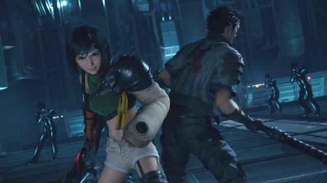 Im DLC INTERmission kommen zwei neue Charaktere hinzu, für die ihr jeweils drei Waffen ergattern könnt.
