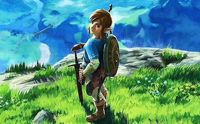 Herausforderungen machen The Legend of Zelda: Breath of the Wild noch vielseitiger Bild: Nintendo