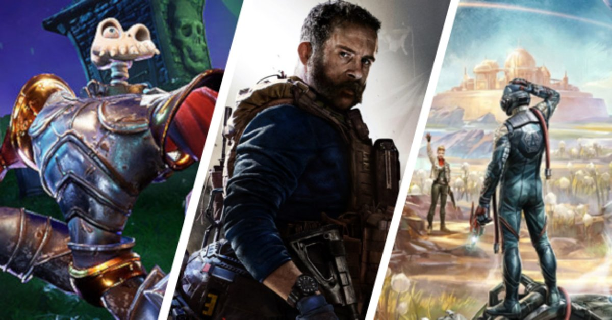 Releases | Call of Duty, The Outer Worlds, MediEvil und vieles mehr
