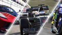 <span></span> Showdown der Rennspiele: F1 2016, Assetto Corsa oder Valentino Rossi?