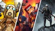 Rückkehr nach Skyrim und Minecraft mal anders