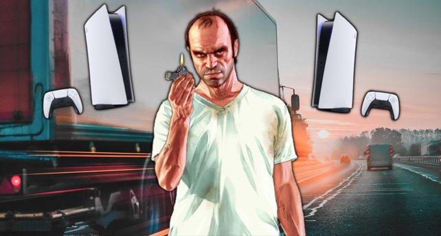 Diebe machen einen auf GTA um PS5 zu klauen. Bildquelle: Getty Images / RistoArnaudov