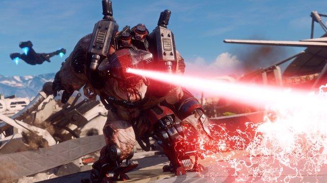 Rage 2: Brachiale Action in einer postapokalyptischen Welt.