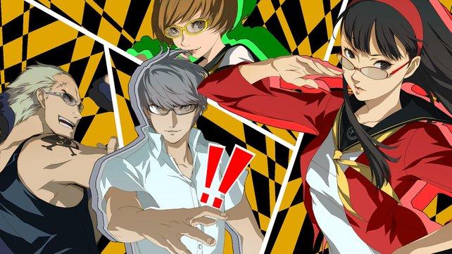 Tschüss Vita, Hallo PC: Persona 4 ist bereit für eine neue Plattform.