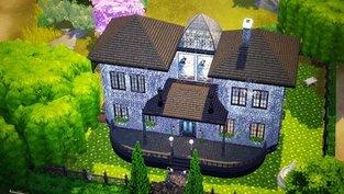 Traumhäuser in Die Sims 4