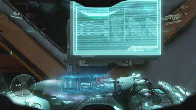 Auch an Terminals und Computern lassen sich Daten einsammeln.