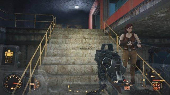 Die Begeliter-Mission in Vault 95
