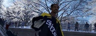 Snoop Dogg kommentiert das Spielgeschehen