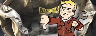 Fallout 76: Hochwertige Canvas-Taschen gabs nur für Influencer