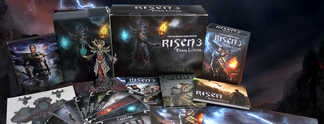 Uffruppe: Risen 3 - Titan Lords als Limited Shadow Lord Edition