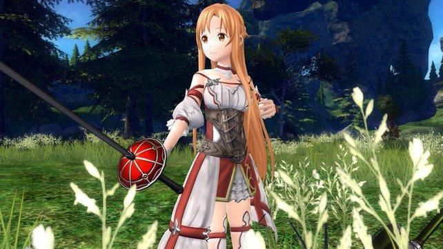 Asuna ist eine der bekanntesten Figuren aus der Welt von Sword Art Online.