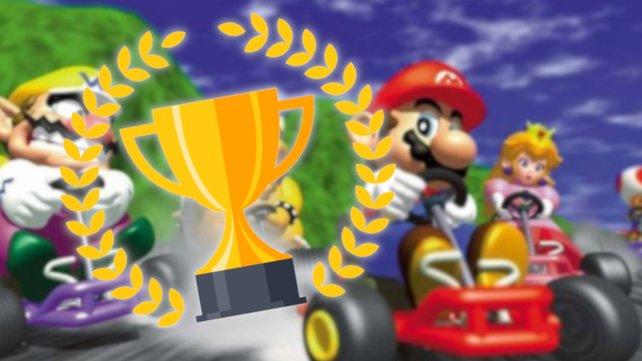 Es gibt endlich einen Spieler, der die wichtigsten Rekorde in Mario Kart 64 brechen konnte. Bildquelle: Getty Images/ muhammad arif rahman