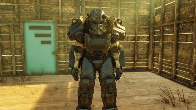 Powerrüstungen sind in Fallout 76 gar nicht so leicht zu finden. Dafür liefern sie euch tolle Boni.