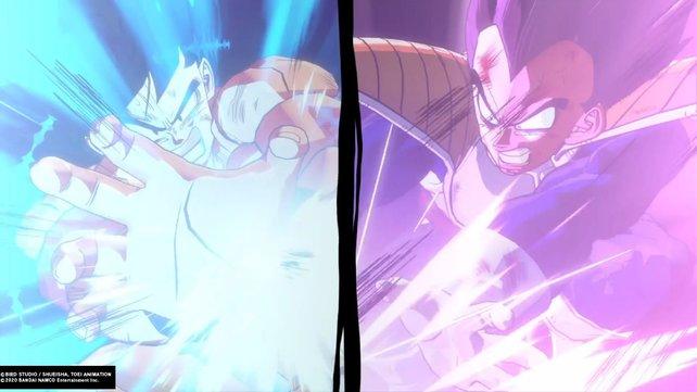 Schöner als das Original: Bei diesen Animationen kommt sogar der Anime ins Schwitzen.