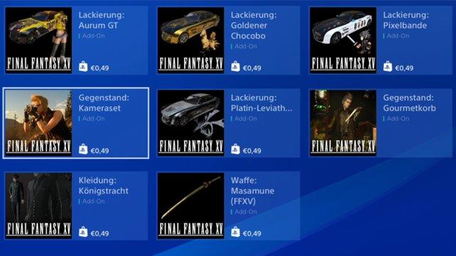 Zusätzliche Add-Ons wie diese sind fortan fester Bestandteil des Spiels.