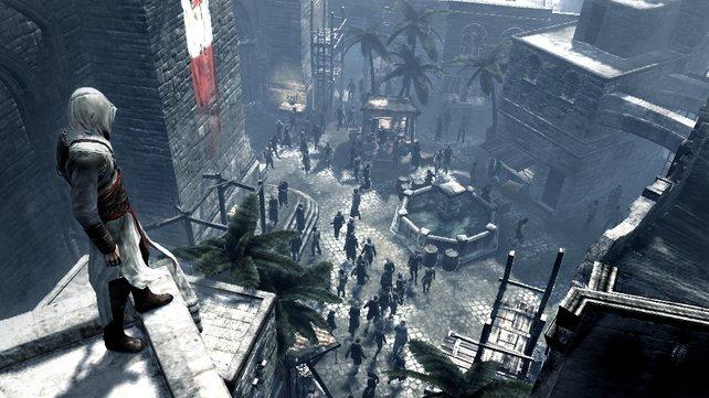 """Ein """"Assassin's Creed""""-Reboot: Ubisoft muss alle erlernten Stärken in den Ursprung einfließen lassen."""
