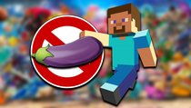 Minecraft Steve verliert sein bestes Stück