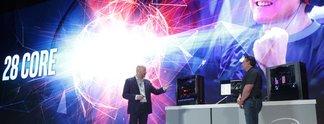 Intel und AMD: 28- und 32-Kern-Prozessoren angekündigt