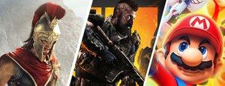 Cyber Monday Woche: Die besten Gaming-Deals für Tag 1