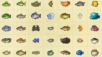 Alle Fische mit Fundorten