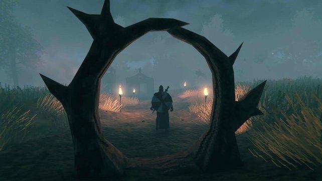In Valheim erlebt ihr Survivalkost in der nordischen Mythologie - und werdet sogar verfolgt.