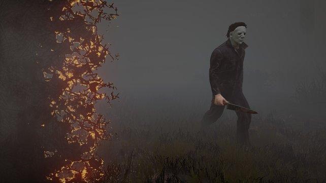 In Dead by Daylight gibt es einen neuen Killer: Der Wandler hat ein bekanntes Gesicht...