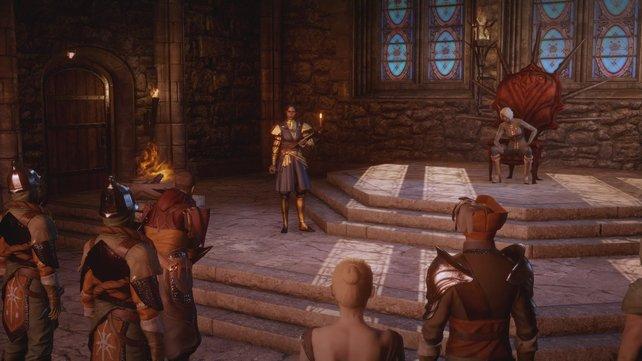 Ein Urteil Wird Verlangt Dragon Age 3 Komplettlösung Spieletipps