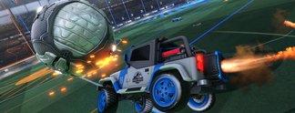 Rocket League: Crossplay ab sofort auf allen Plattformen möglich
