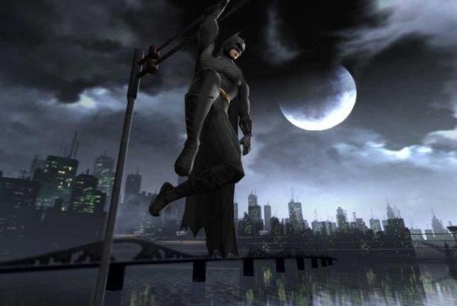 Batman Begins erschien für die PlayStation 2, GameCube und die Xbox.