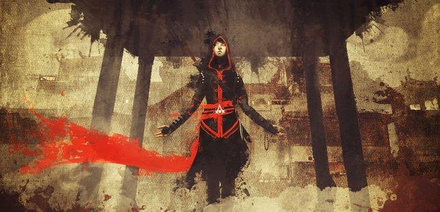 Shao Jun ist eine Schülerin von Ezio Auditore.
