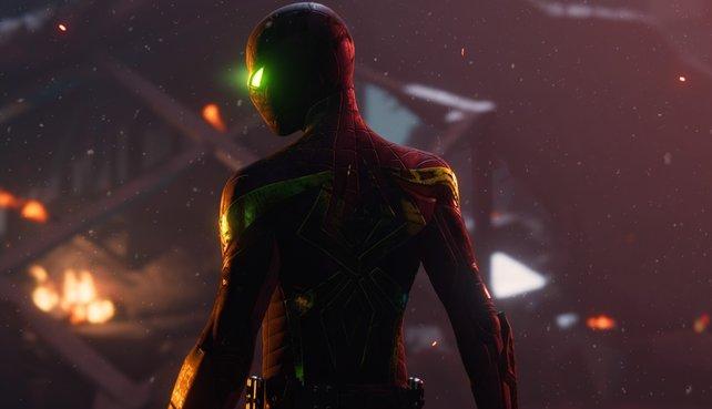 Nicht alles ist so wie es scheint in Spider-Man: Miles Morales.