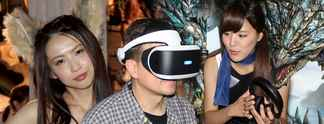 Tokyo Game Show 2015: Project Morpheus ist tot, Monster Hunter X kommt - 5 Trends der TGS