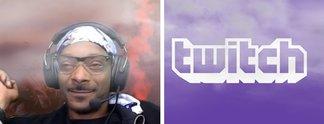 Panorama: Kurios: Snoop Dogg raucht für Survival-Spiel live
