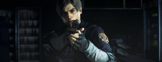 Resident Evil 2: Unser erster Bosskampf auf der gamescom
