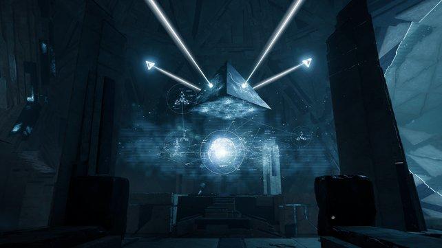 Nur wenn ihr alle Artefakte gefunden habt, öffnen sich die Tore nach Atlantis.