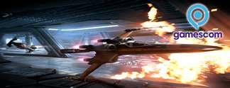 Star Wars - Battlefront 2: Online-Multiplayer auf der gamescom angezockt