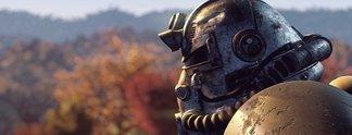 Fallout 76: Crossplay wegen Sony ausgeschlossen