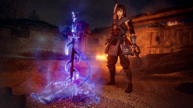 Ihr habt die Möglichkeit, Avatare anderer Spieler herbeizurufen: Einerseits um gegen sie zu kämpfen, andererseits damit sie euch helfen.