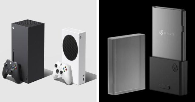 Die Speichererweiterung für die Xbox Series S hat einen stolzen Preis.