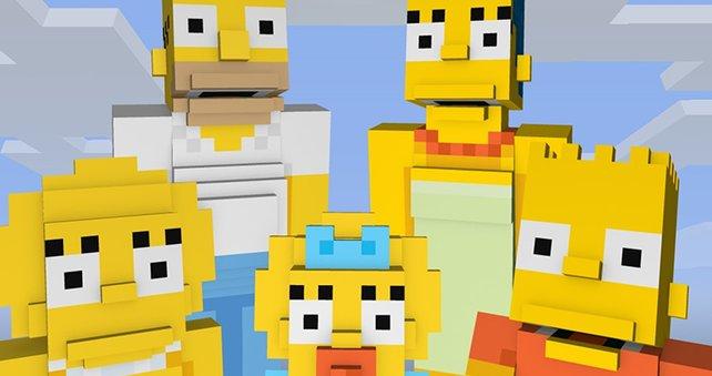 Nun könnt ihr eure Lieblingsszenen aus Die Simpsons nachbauen.