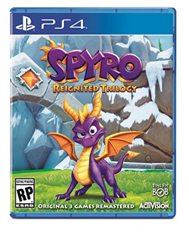Spyro Reignited Trilogy - Trilogie-Remake offiziell angekündigt, hier ist der Trailer