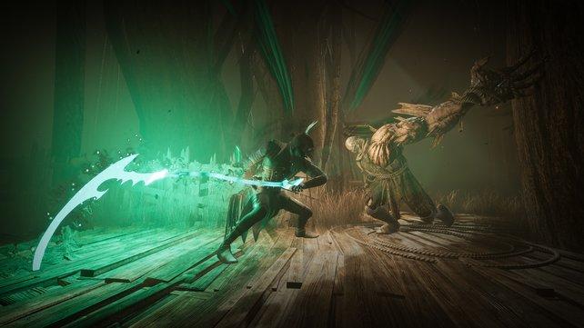 Düstere Alternative zu Bloodborne auf Steam veröffentlicht.
