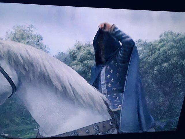 Dieses Bild soll angeblich das neue Assassin's Creed zeigen, dabei stammt es aus Shrek 3.Quelle Reddit.